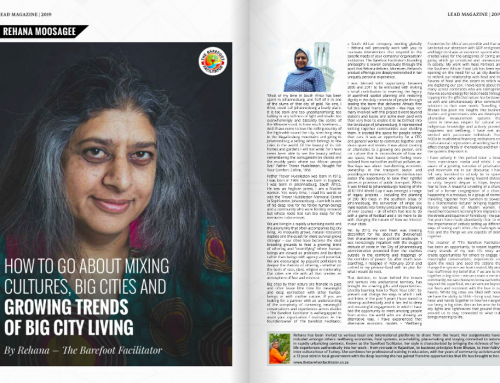 Published in  2019 Lead Magazine