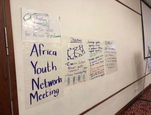 Amplifying Youth Voices for Africa's Transformation
