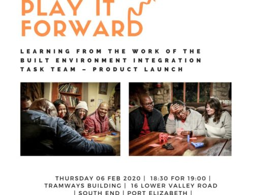 Play It Forward Launch Event