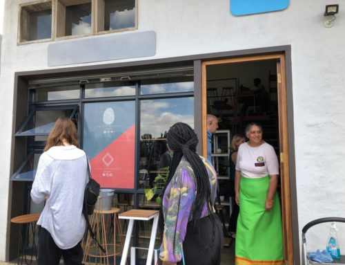 Consciously thriving in the city with Co-Space