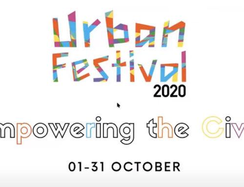 Citopoly at Urban Festival 2020