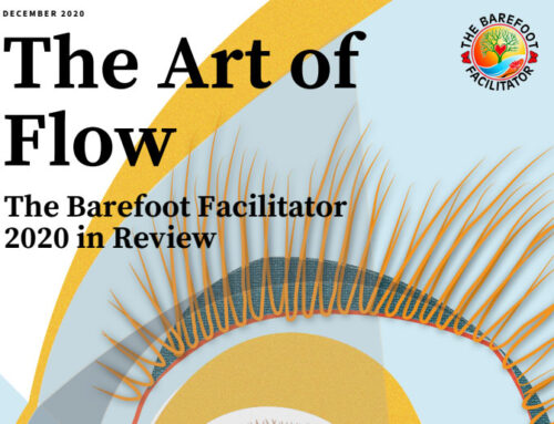 The Art of Flow. The Barefoot Facilitator 2020 in Review