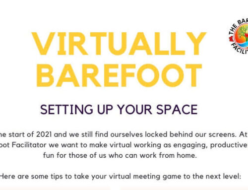 Virtually Barefoot: Guidelines for life in the virtual world